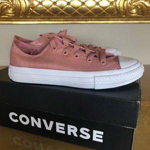 Converse size 4Y girls